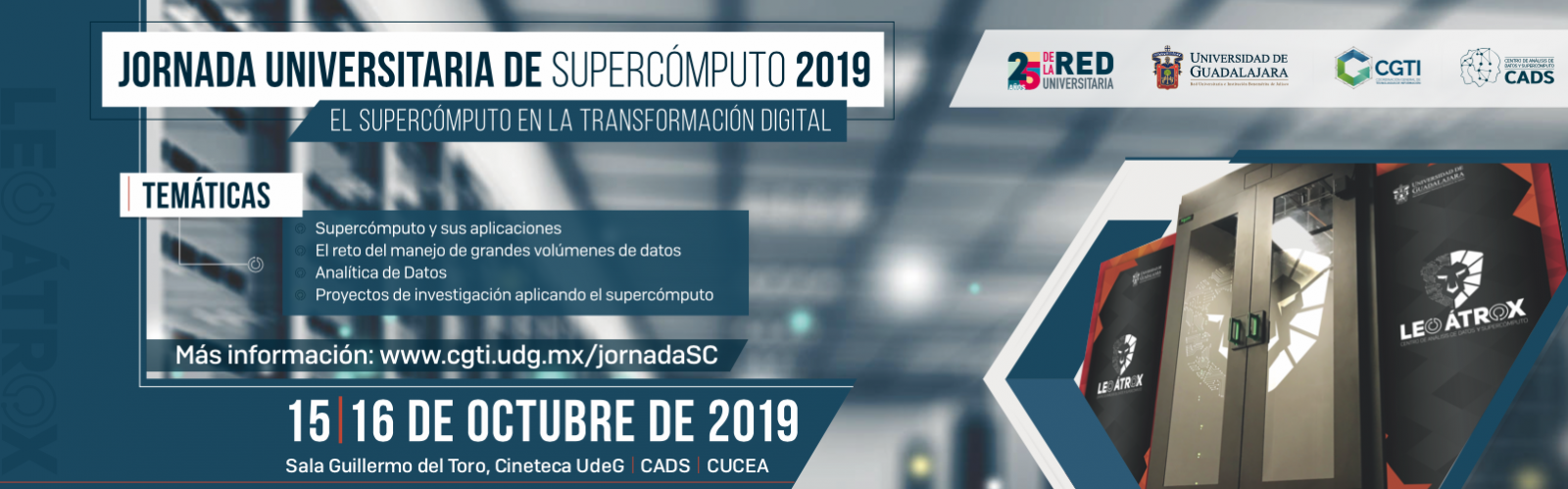 Jornada de supercomputo